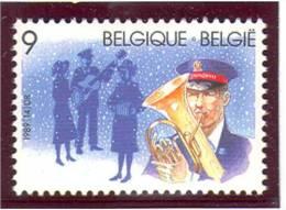 Belgique 2345 **  -- Moins Que La Poste !  -- - Belgium