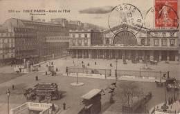 75 TOUT  PARIS - GARE DE L EST PANORAMA - Metro, Estaciones