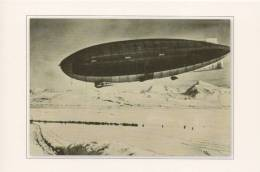 Airship Italia On The Way To The North Pole. - Russia