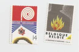- 357 A -  Reeks 2443/44 - Belgique