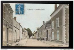 45 - PUISEAUX -  RUE DU 14 JUILLET - Puiseaux