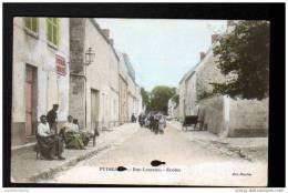 45 - PUISEAUX -  RUE Lesesne - Ecoles - Puiseaux