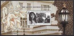 South Georgia 1999 - 100e Ann De La Reine Mere // Lady Of The Century - BF Neufs*** (MNH) - Géorgie Du Sud