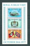 Barbuda: BF 25 ** - Antigua Et Barbuda (1981-...)
