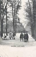 NEUCHATEL - Jardin Anglais - NE Neuchatel