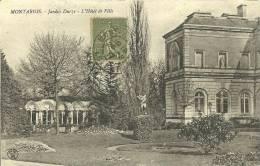 MONTARGIS -  JARDIN DURZY - L'HOTEL DE VILLE - Montargis