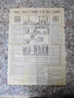 Giornale O Rivista Religiosa - Commissariato Generale Di Terra Santa Per Le Province Meridionali -(Montecalvario) Napoli - Religion & Esotérisme
