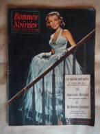 BONNES SOIREES - 26 JUIN 1955 - N° 1742  J.L. BARRAULT - Sin Clasificación