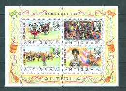 Barbuda:  BF 3 ** - Antigua Et Barbuda (1981-...)