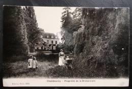 CHAMBOURCY PROPRIETE DE LA BRETONNIERE ANIMEE 78 YVELINES - Chambourcy