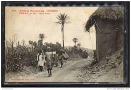 PAS COURRANT - GUINEE - TIMBO UNE RUE - Guinée