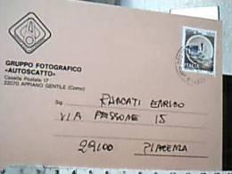APPIANO GENTILE FOTOGRAFIA  GRUPPO AUTOSCATTO   VB1982  DX4101 - Como