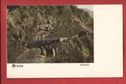 Q0298 Mexico Infiernillo, Ligne De Chemin De Fer. Pioneer. Non Circulé. - Mexique