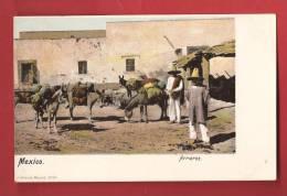 Q0301 Mexico Arieros, ANIME. Pioneer. Non Circulé. Granat 6204 - Mexiko