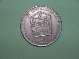 Checoslovaquia 2 Coronas 1974 (3754) - Checoslovaquia