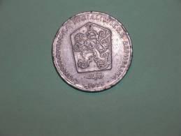 Checoslovaquia 2 Coronas 1975 (3755) - Checoslovaquia