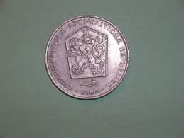 Checoslovaquia 2 Coronas 1980 (3756) - Checoslovaquia