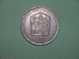 Checoslovaquia 2 Coronas 1986 (3758) - Czechoslovakia