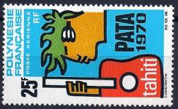 POLYNESIE - PA 28 - PATA 1970 - NEUF** LUXE MNH - Non Classificati