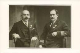 R.Samoylovich, Chief Of The Nobile Resque Expedition, And K.Eggi, Captain Of Icebreaker Krasin - Russia