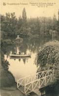 Hoegaarden / Hougaerde - Pensionnat Du Val Virginal -Une Vue Du Lac - 193? ( Verso Zien ) - Hoegaarden