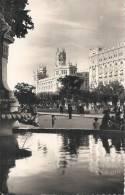 Madrid Ministerio Marina  Y Palacio De Correo Stamped TTB - Madrid