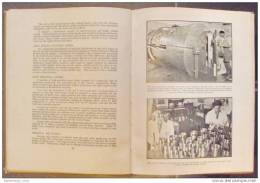 """HARD COVER BOOK WORLD WAR II """"RECORD OF THE ORGANIZATION OF DIRECTOR GENERAL WAR SUPPLIES"""" 1939 - 1945 - Forces Armées Américaines"""