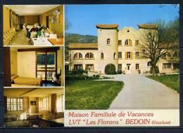 """BEDOIN . Maison De Vacances """" LES FLORANS """" .  Voir Recto Verso  (R255) - Autres Communes"""