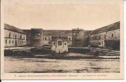 BRICQUEREC - Abbaye Notre Dame De Grâce - La Ferme Et Les Silos - France