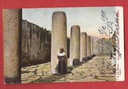 Q0302 Ruinas Zapotec De Milta Estado De Oaxaca,ANIME. Pioneer. Mexico 1908. JK 164 - Mexiko
