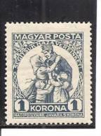 Hungría-Hungary Nº Yvert 286 (B) (MH/*)