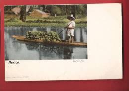Q0300 Mexico Canal De La Viga, ANIME. Pioneer. Non Circulé. Latapi Y Bori 6363 - Mexiko