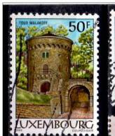 Luxenbourg 1986 50f Malakoff Tower Issue #755 - Luxembourg