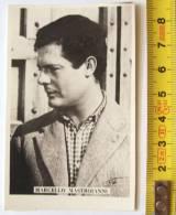 MARCELLO MASTROIANNI / CINEMA PHOTO - Albumes & Colecciones