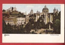 Q0303 Mexico Guadalupe Hidalgo Pioneer. Non Circulé.  No 6358 - Mexiko