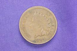 USA - Indina Head Cent - 1864 - Federal Issues