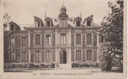 YVETOT (.ecole Pensionnat De Garcons) - Yvetot