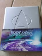 STAR TREK THE NEXT GENERATION STAGIONE 1 COFANETTO SERIE LIMITATA 7 DVD - Fantascienza E Fanstasy