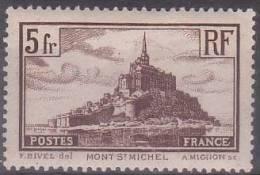 µ12 -  MONT ST MICHEL  N° 260 - NEUF Avec Charnière - Petit Prix - France
