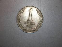 Chile  1 Peso 1976 (3769) - Chile