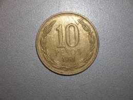 Chile 10 Pesos 1989 (3771) - Chile