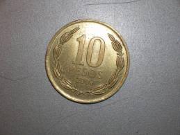 Chile  10 Pesos 2006 (3772) - Chile
