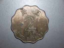 Hong Kong 2 Dólares 1998 (3781) - Hong Kong