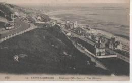 """ST ADRESSE ..boulevard Felix Faure Et."""" Nice.havrais""""  .) - France"""