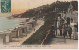ST ADRESSE ..boulevard .maritime Et La Heve .) - France