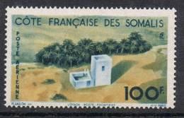 COTE DES SOMALIS AERIEN N°21 N* - Côte Française Des Somalis (1894-1967)