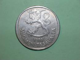 Finlandia 1 Marco 1980 (3809) - Finlandia