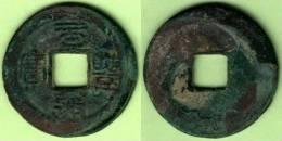 CHINA - NORTHERN SONG (960-1127) YUAN FENG TONG BAO (1078) SEAL SCRIPT - China
