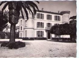 Bormes-les-Mimosas..belle Vue Du Château De Brégançon..Fort De Brégançon..Résidence D'Etat.. - Bormes-les-Mimosas