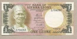 Sierra Leone - Banconota Non Circolata Da 1 Leone - 1984 - - Sierra Leone